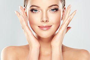 vampire facial cosmetic service