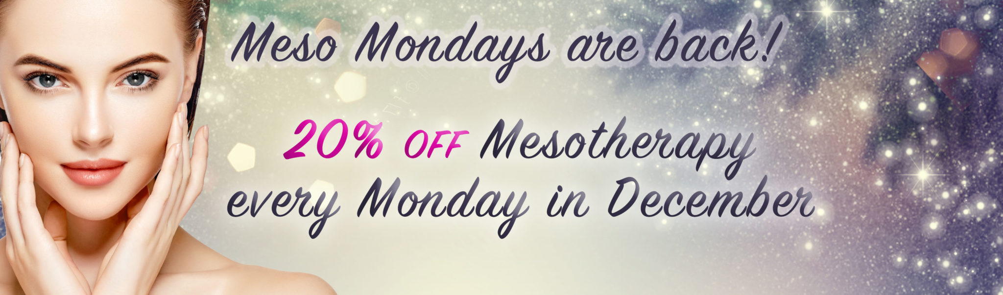 mesotherapy deal holiday