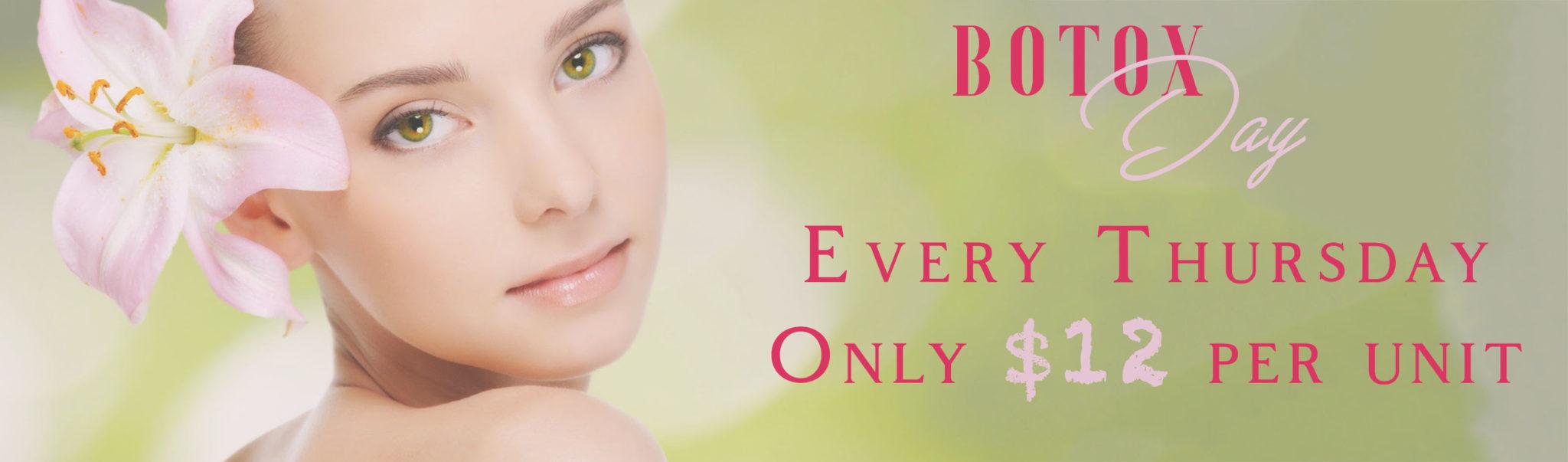Botox spring deal
