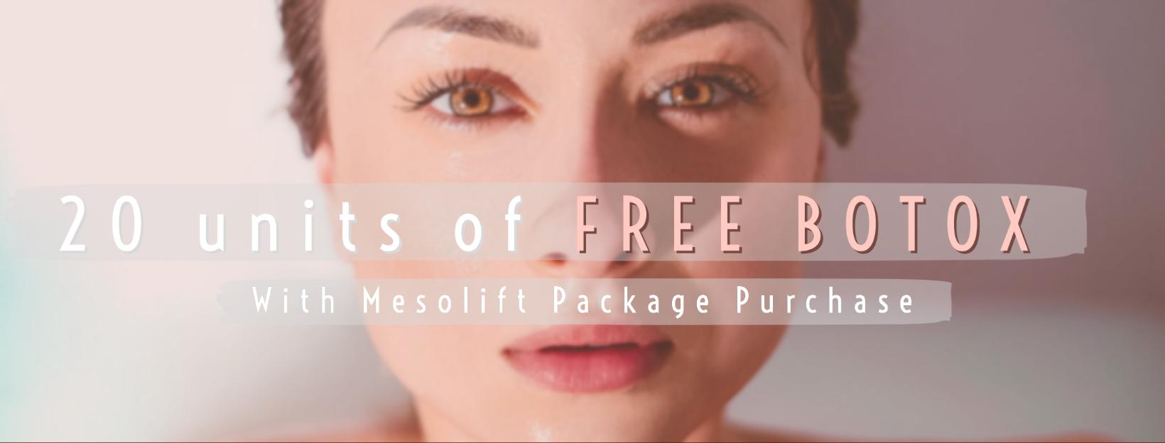 meso free botox